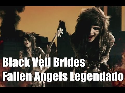Black Veil Brides Fallen Angels (vídeo) Legendado video