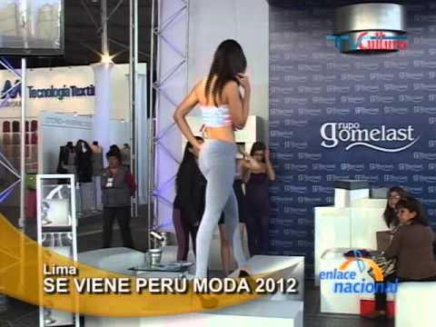 Lima: Se viene Perú moda 2012
