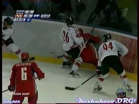 Хоккей Россия Канада 2006  Турин