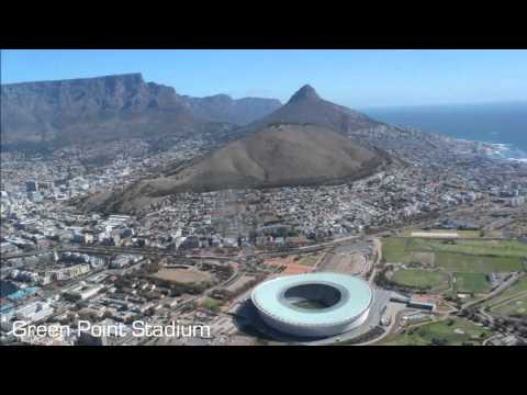 Helicopter Tour over Cape Town, South Africa!