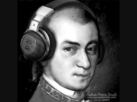 Mozart - 40th Symphony Music Videos