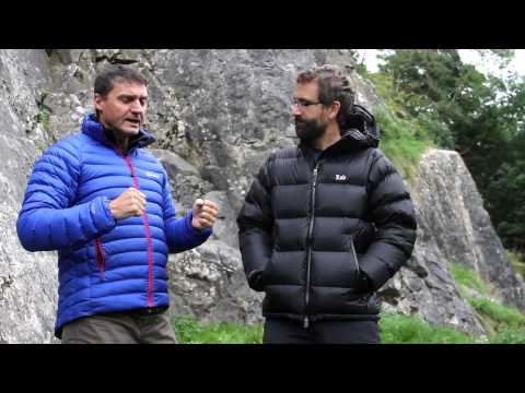 Rab neutrino endurance down jacket review