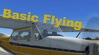 FSX Basics. Part 1, Basic Flying