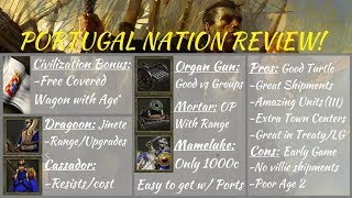Portugal Nation Review! AoE III