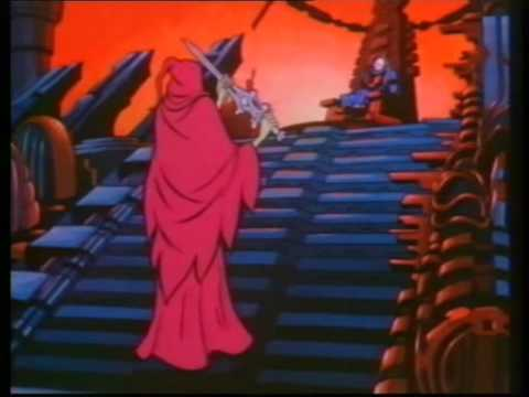He-man and She-ra The Secret of the Sword greek Music Videos