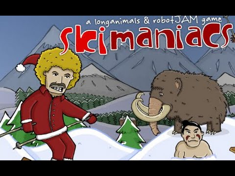 Ski Maniacs 2 Ski Maniacs Full Gameplay