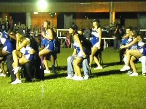 Belleview High School 08-09 Rattler Rage Boy Dance