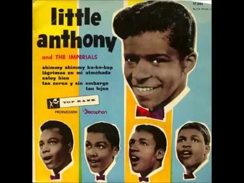 Little Anthony - Im Falling In Love With You