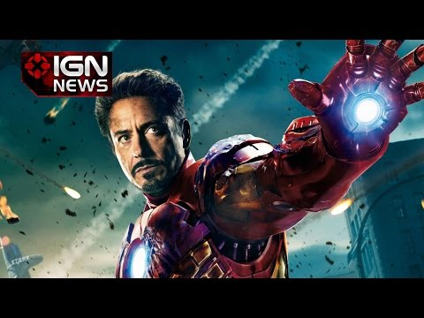 Robert Downey Jr. Hints He'd be Open to Iron Man 4 - IGN News