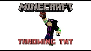 Throw Bombs | Minecraft Only One Command