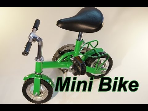 Mini Clown Bike Monkey Bicycle