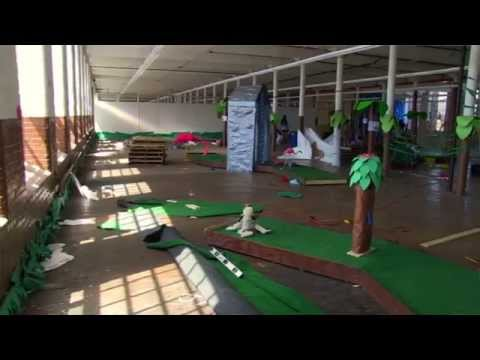 Mini-Golf at the Mill-YDO'S Jungle PARADISE 2014