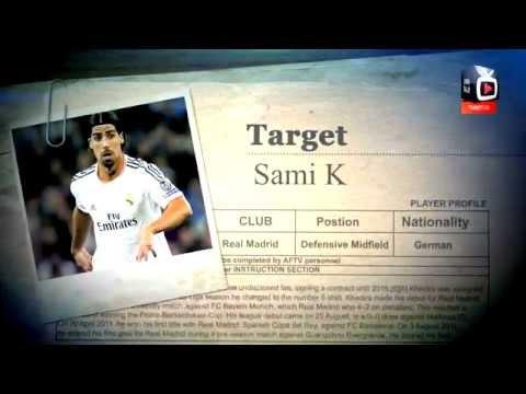 Sami Khedira - AFC Secret Transfer File.
