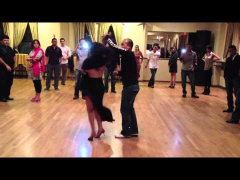 I Love Bachata Class by Arden & Erika at the GRANADA LA Saturday January 5, 2013