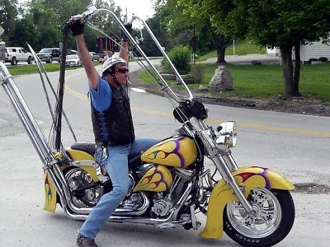 Руль на чоппер своими руками 73