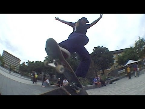 """The Skate Witches' """"Portal to Malmö"""" Video"""