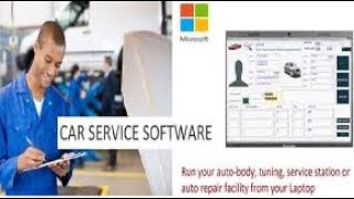 Car Service Software for Microsoft Excel