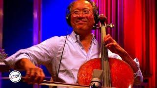 Yo Yo Ma 34 Prelude Unaccompanied Cello Suite No 1 On Six Evolutions Bach Cello Suite 34