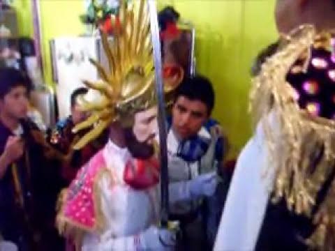 Danza moros y cristianos. Noviembre 2010