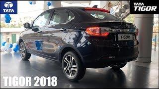 Tata Tigor Facelift 2018 Review Trailer by Team Car Delight