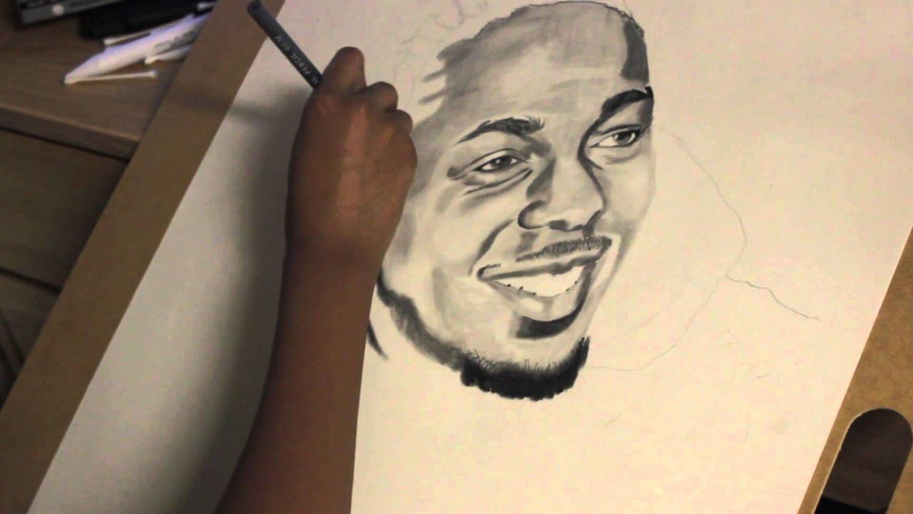 Kendrick Lamar speed d...