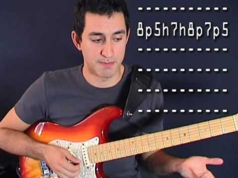 Guitar Lesson - Hybrid Picking