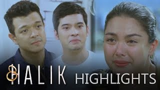 Halik: Baste explains her side to Lino and Barry | EP 62