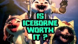 IS ICEBORNE WORTH IT? - Monster Hunter World