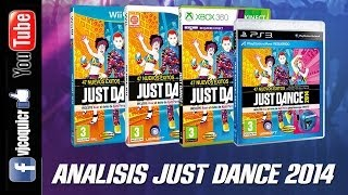 Análisis Just Dance 2014