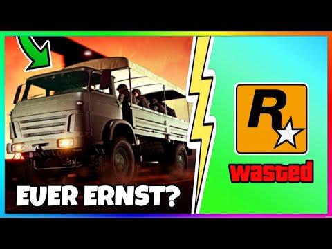 ROCKSTAR GAMES HAT ES VERKACKT❗😡 - Neues Auto in GTA 5 ONLINE❗GTA News Deutsch | Vetir