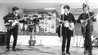 Watch Beatles Three Cool Cats video