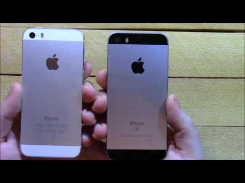 iPhone 5S VS iPhone SE - битва компактов!