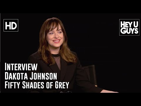 Dakota Johnson Interview - Fifty Shades of Grey