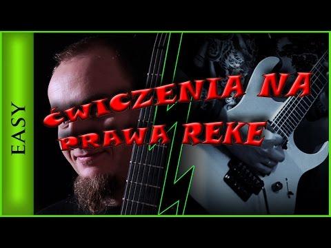 Lekcje Gry Na Gitarze Prawa Ręka Cwiczenia Wojtek Pietraszek