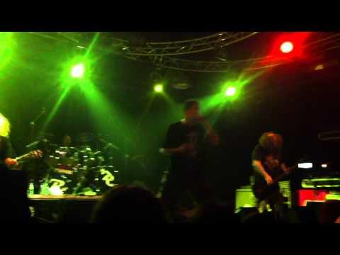 NAPALM DEATH - @Demodè Club - BARI 28/04/2012 (Part 7)