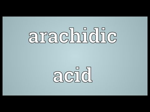 Header of arachidic