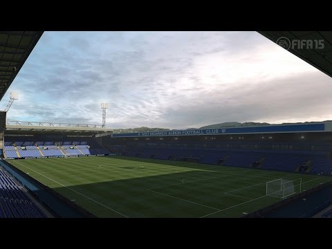 FIFA 2015: Here's how West Bromwich Albion will look in the new EA Sports favourite