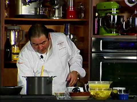 Emeril Lagasse: Clam Chowder