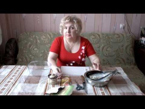 Как засолить сельдь  дома