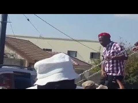 WATCH: Julius Malema speaks in Ebony Park