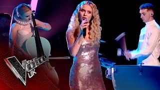 Clean Bandit perform Symphony feat. Zara Larsson  The Voice UK 2017