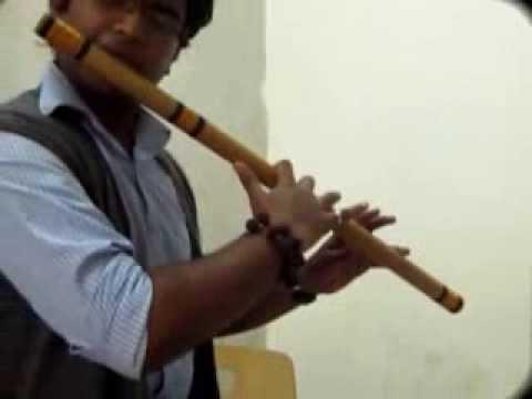 Jan Gan Man on flute by Rohan Vichare