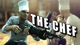 Hitman Absolution - THE CHEF - Contracts & Missions Gameplay.