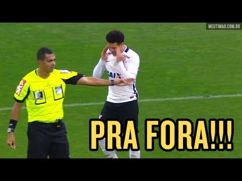 Fagner faz jogada incrível e deixa Marquinhos Gabriel na cara do gol