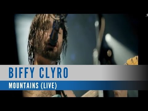 Biffy Clyro - Mountains