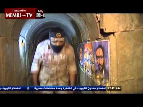 Islamic Jihad digging new tunnels in Gaza (Courtesy: Memri)