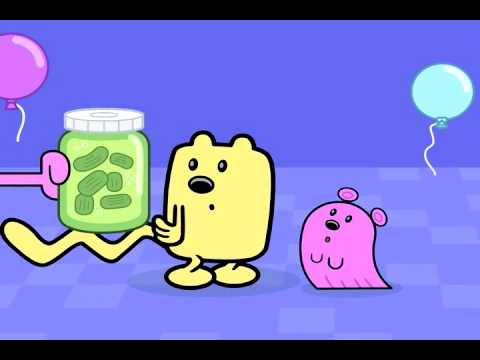 Wow! Wow! Wubbzy! - pet Party video