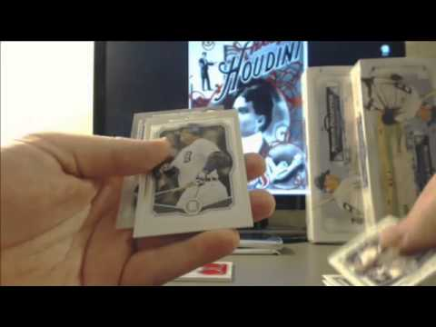 Reid n Owen's 2013 Museum Collection box break Ken Griffey Jr auto