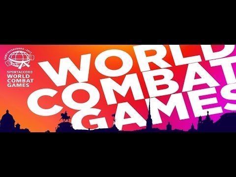 LIVE World Combat Games 2013 - Day 2 - 19.10.2013