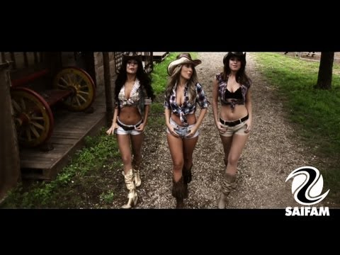 Village Girls - Thank God I'm A Country Girl (official Video) video